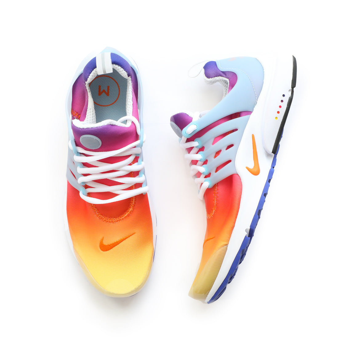 Nike Air Presto 'Sunrise' (University Gold/Hyper Crimson/Siren Red) - Nike Air Presto 'Sunrise' (University Gold/Hyper Crimson/Siren Red) -