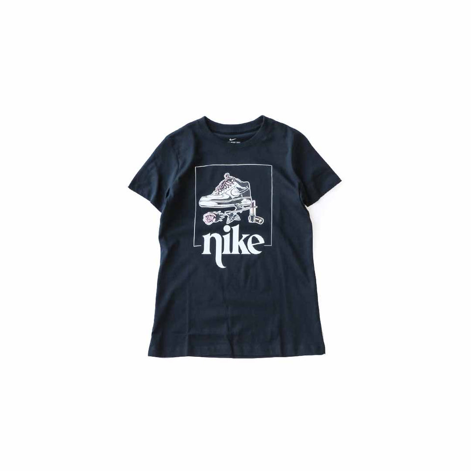 Nike Women's AF1 Tee (Black) - Women's - Tees & Tanks