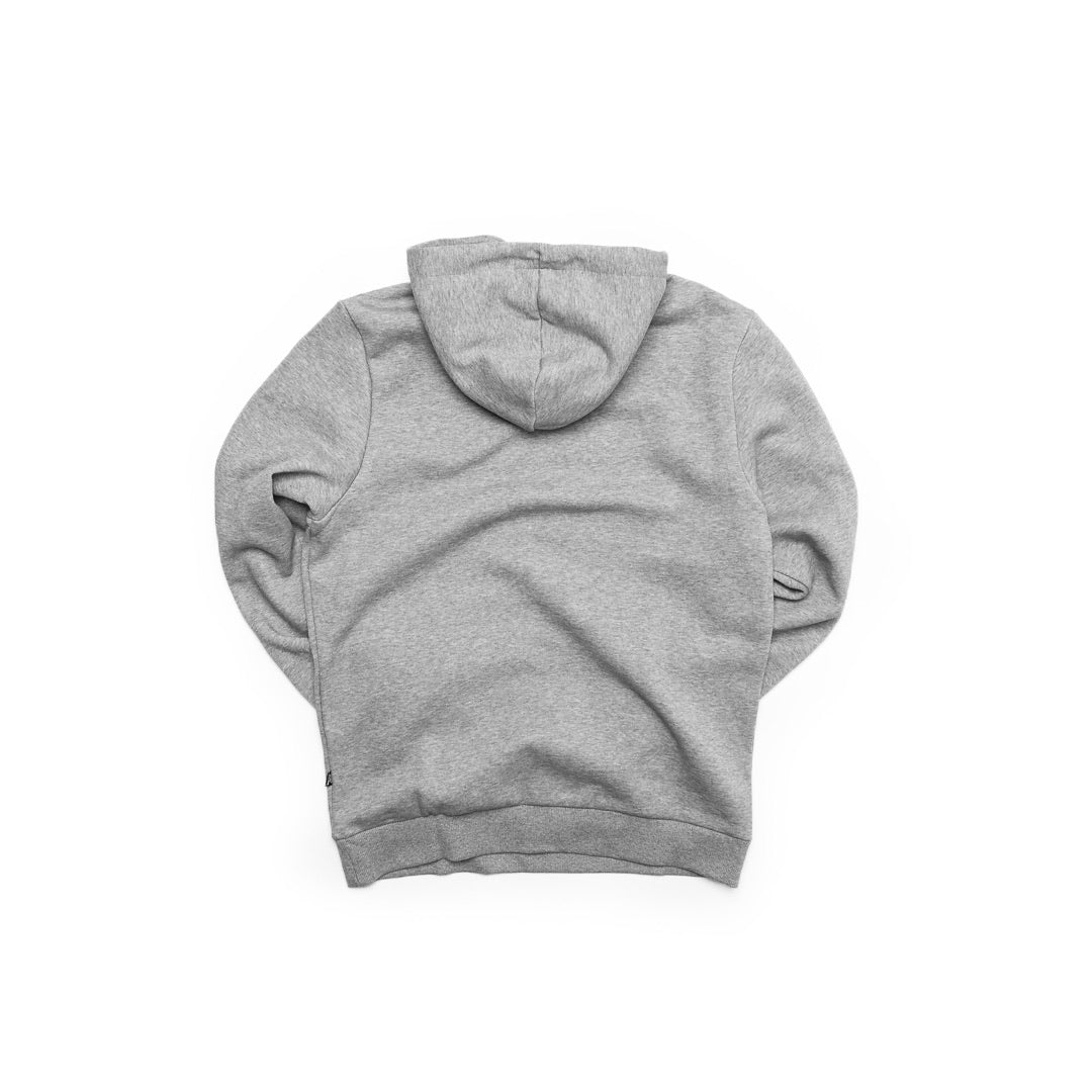 Centre X Puma Pullover Hoodie (Heather Grey) - Centre X Puma Pullover Hoodie (Heather Grey) -