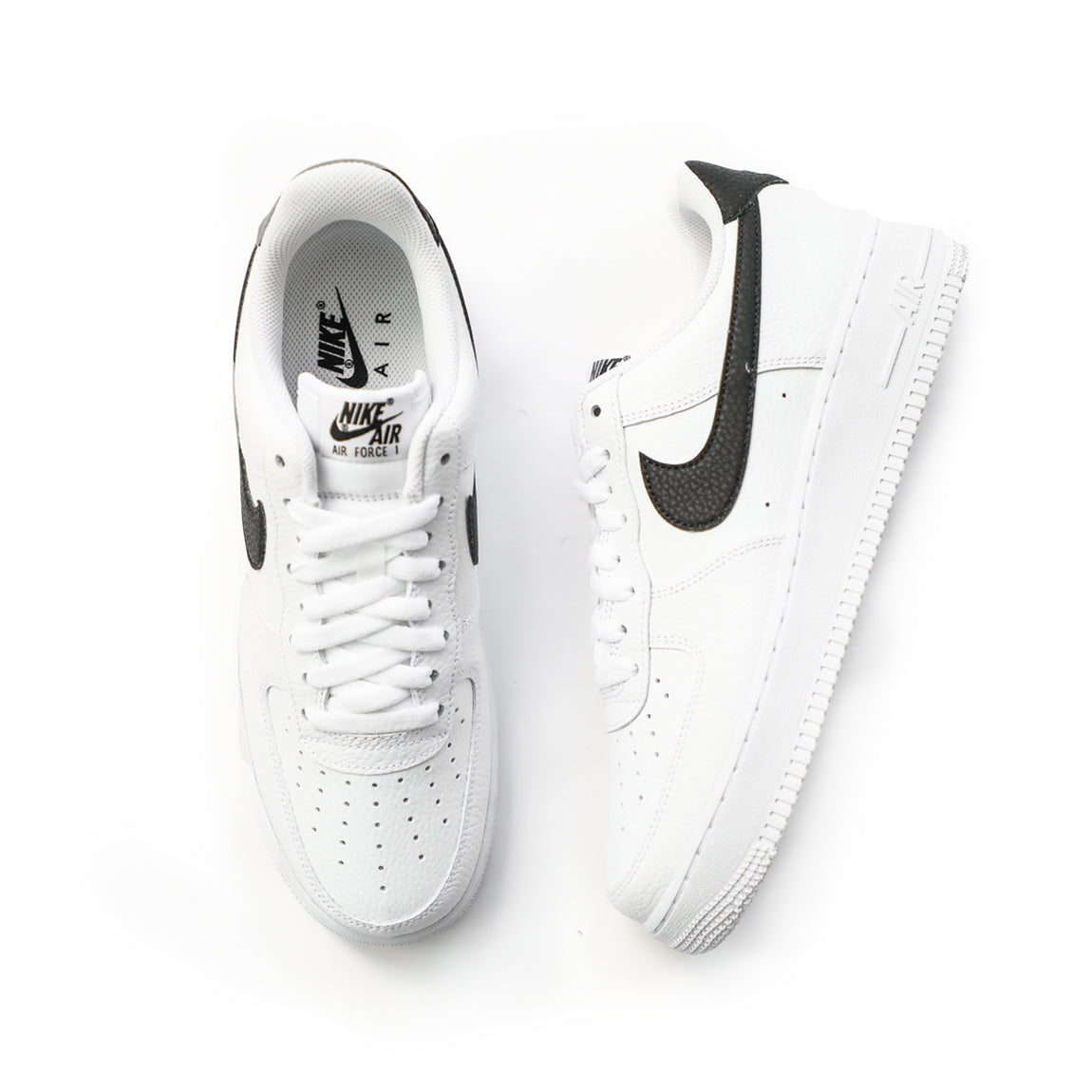 Nike Air Force 1 '07 (White/Black) - Nike Air Force 1 '07 (White/Black) -