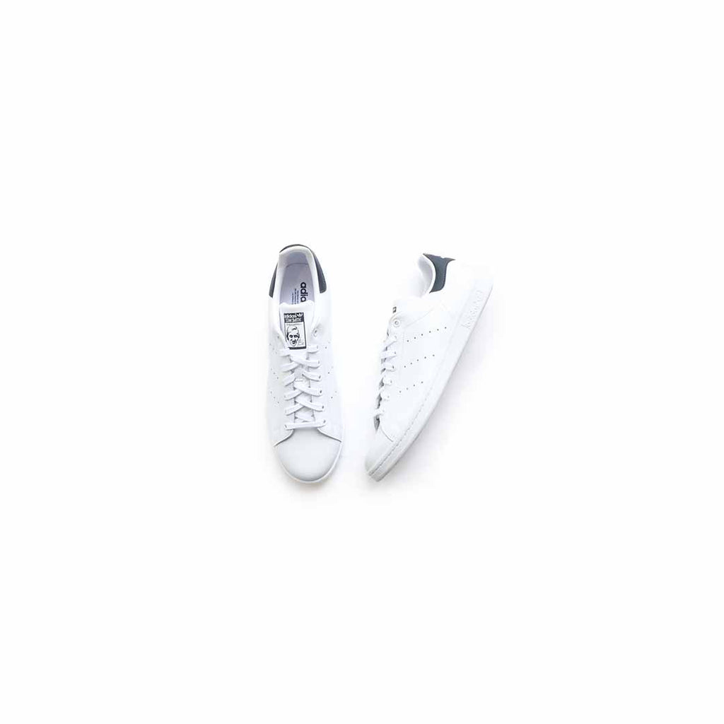 Adidas Stan Smith (Core White/Core White/Dark Blue)