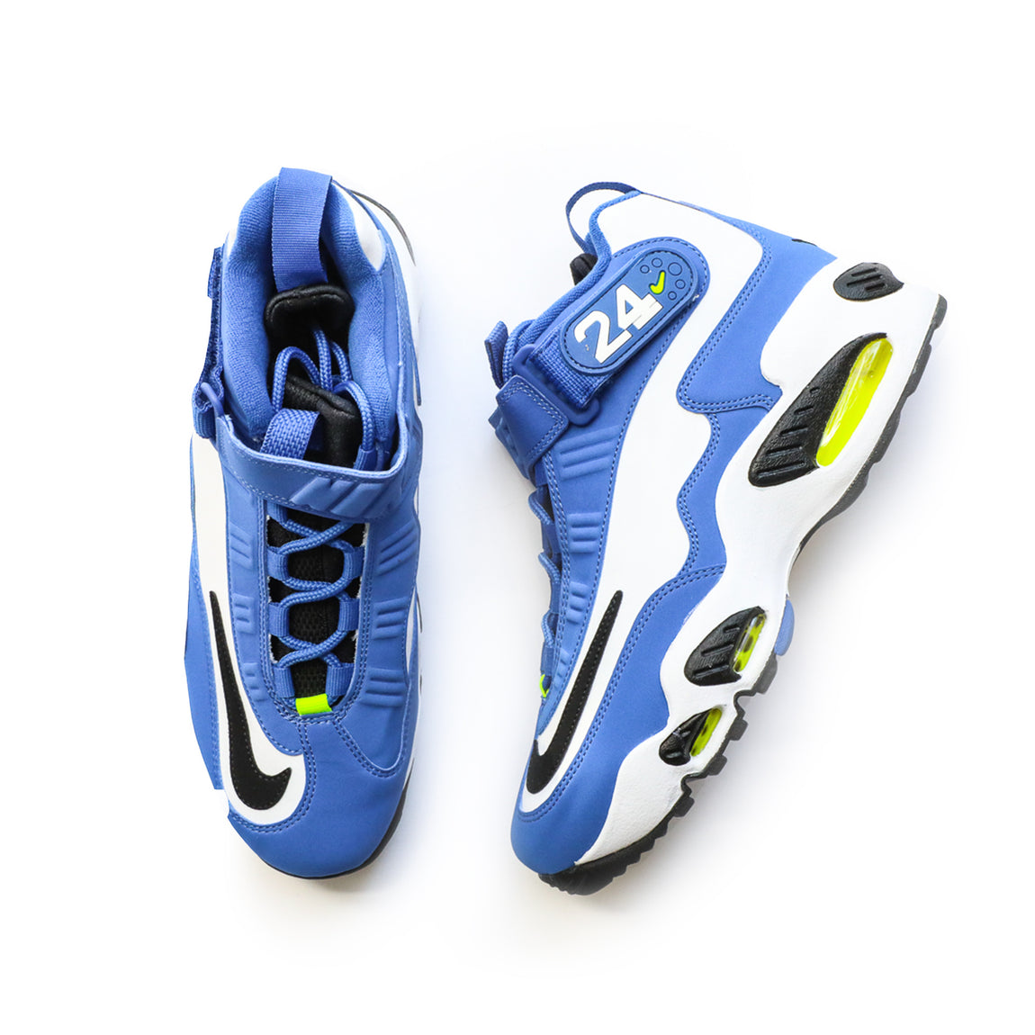 Nike Air Griffey Max 1 (Varsity Royal/Black/Volt) - Nike Air Griffey Max 1 (Varsity Royal/Black/Volt) -