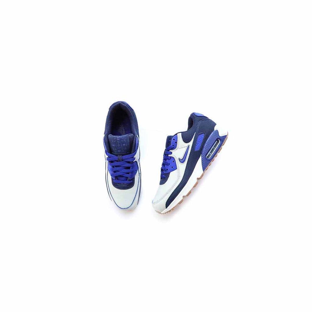 Air Max 90 PRM (Sail/Concord-Blackened Blue)