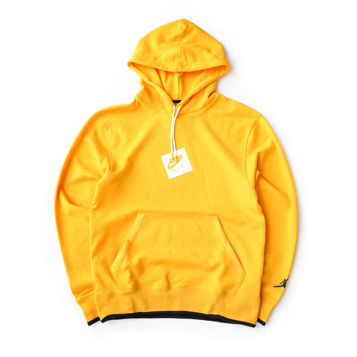 Jordan Jumpman Classics Hoodie (University Gold/White) - Jordan Jumpman Classics Hoodie (University Gold/White) -