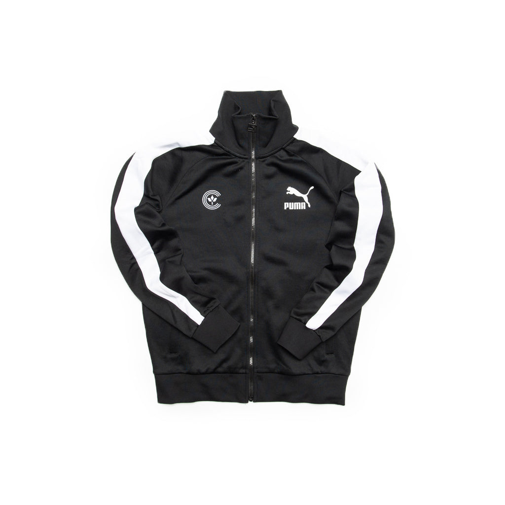 Centre X Puma Iconic Track Jacket (Black)