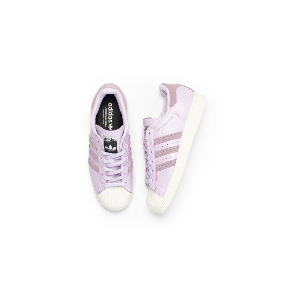 Adidas Women's Superstar (Purple Tint/Legend Purple-Off White) - Adidas