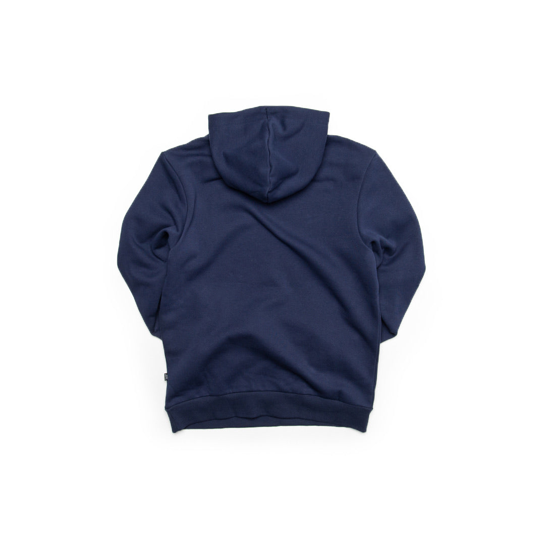 Centre X Puma Pullover Hoodie (Navy) - Centre X Puma Pullover Hoodie (Navy) -