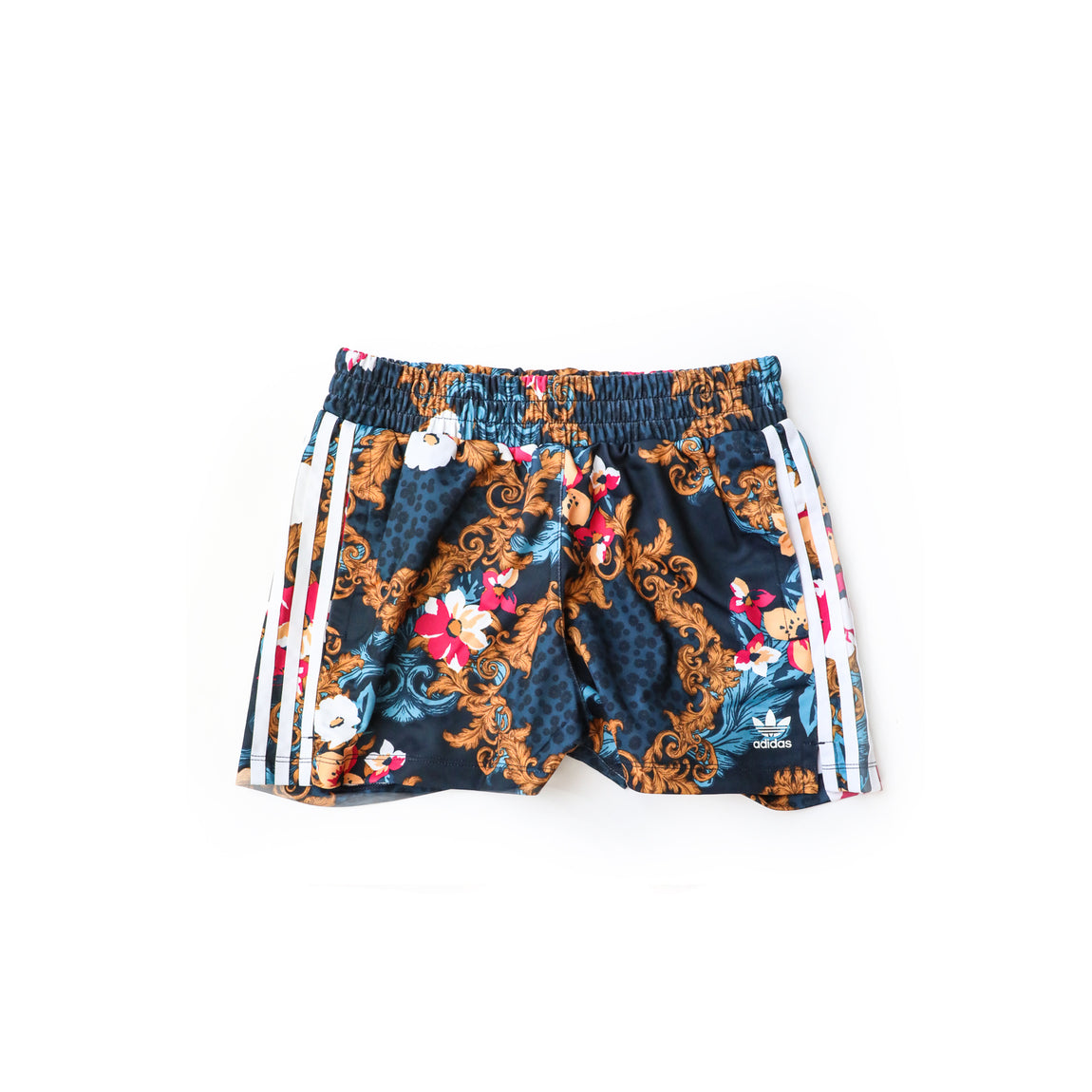 Adidas Originals Women's Shorts (Multicolor/Legend Ink) - Adidas Originals Women's Shorts (Multicolor/Legend Ink) -