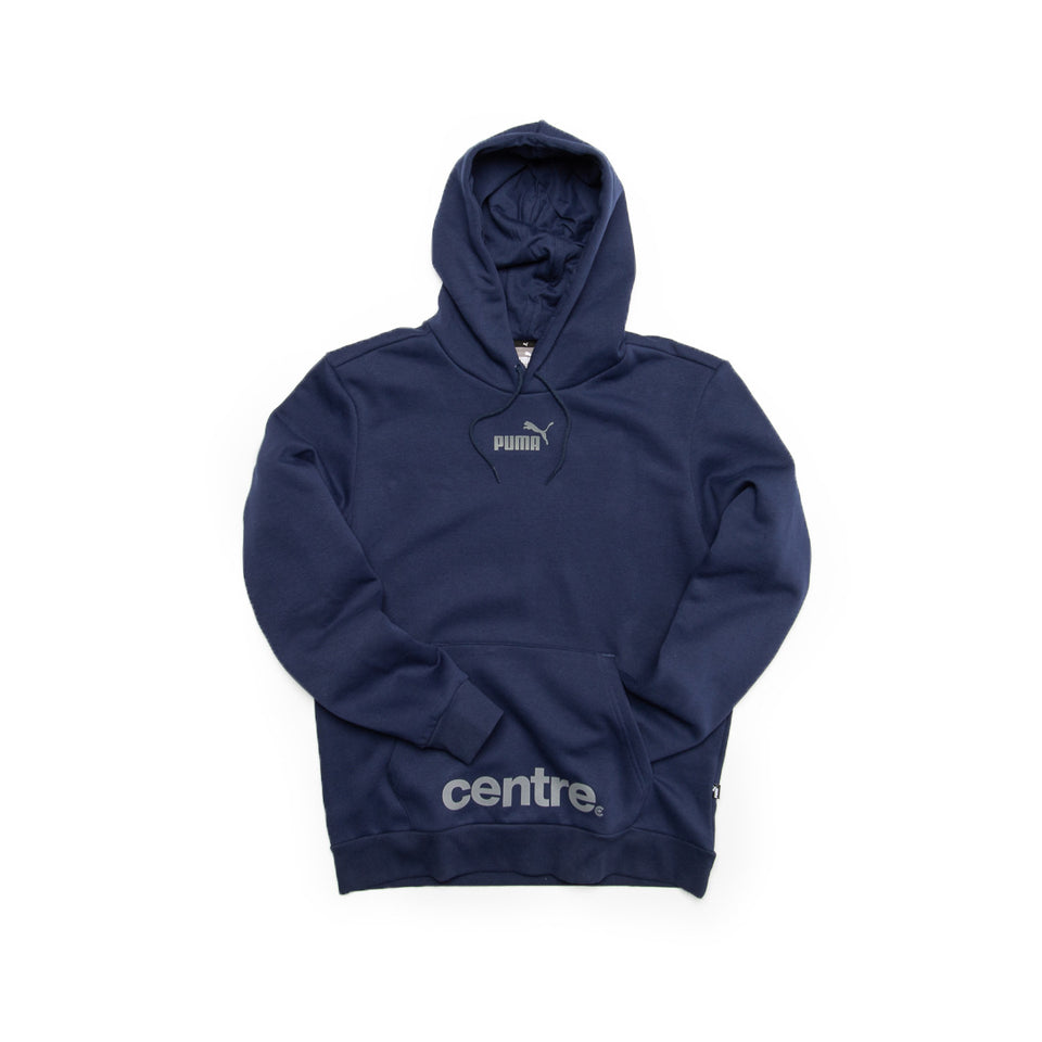 Centre X Puma Pullover Hoodie (Navy) - Centre - Hoodies and Sweatshirts