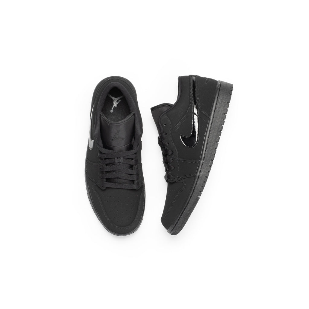 Air Jordan 1 Low (Black/Black)