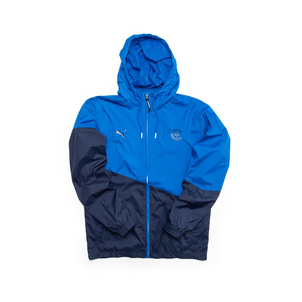 Centre X Puma Ace Windbreaker (Lapis/Navy)