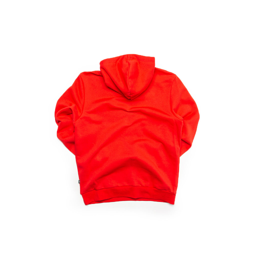Centre X Puma Pullover Hoodie (Red)