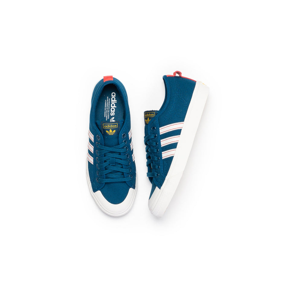 Adidas Originals Nizza (Legend Marine/Crystal White-Glory Red) - Adidas