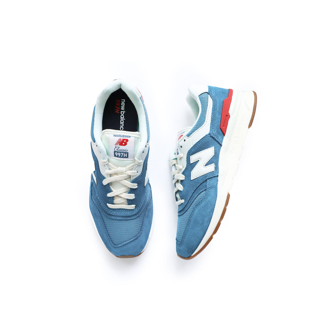 New Balance 997H (Light Rogue Wave/Sail) - New Balance 997H (Light Rogue Wave/Sail) -