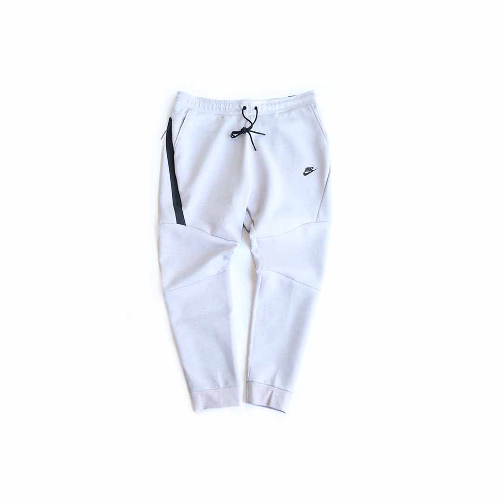 Nike Tech Fleece Joggers (Particle Rose Heather/Black)