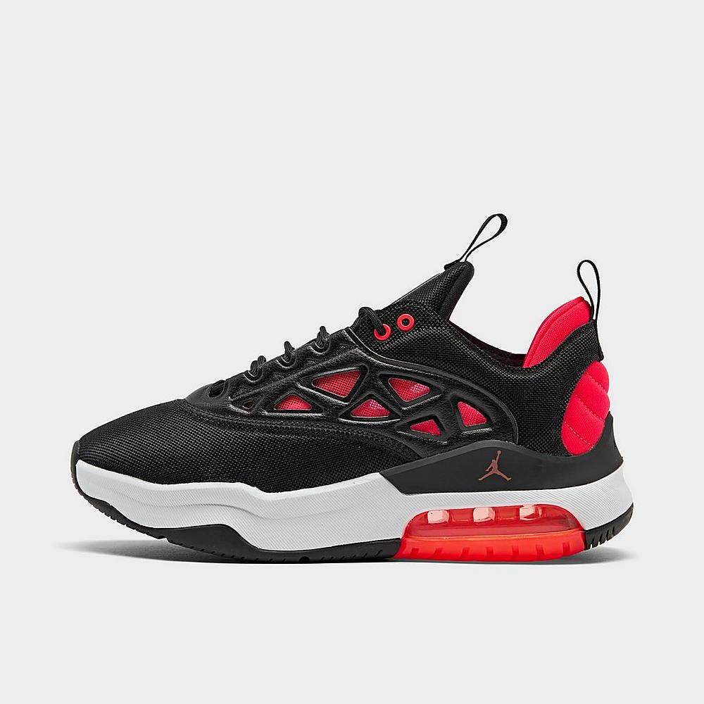 Jordan Women's Air Max 200 XX (Black/Bright Crimson-White)