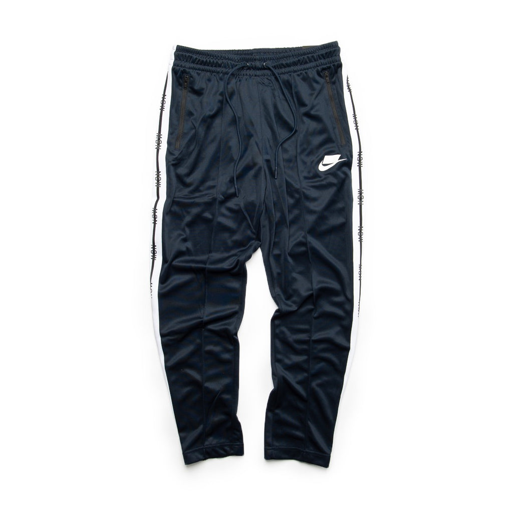 Nike NSW Track Pants (Dark Obsidian/White)