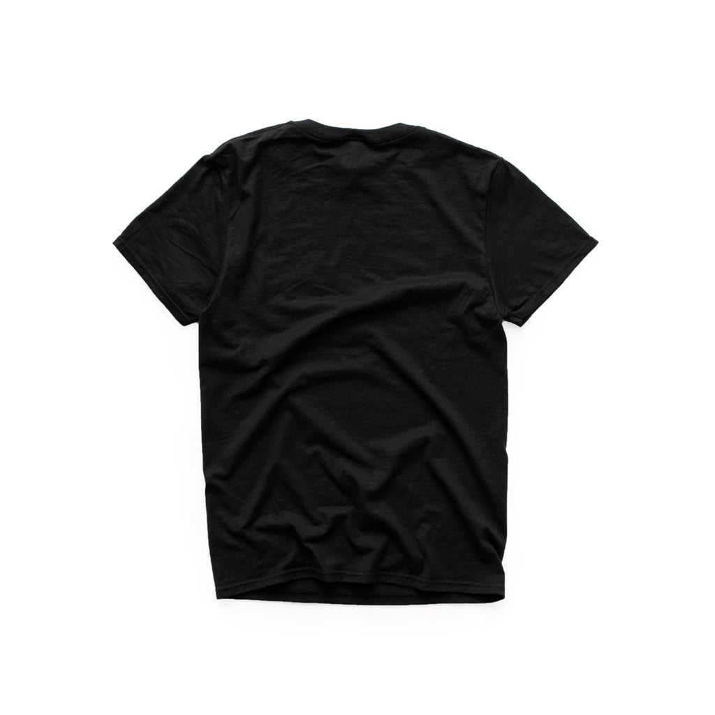 Centre Upcycle Import Tee (Black)
