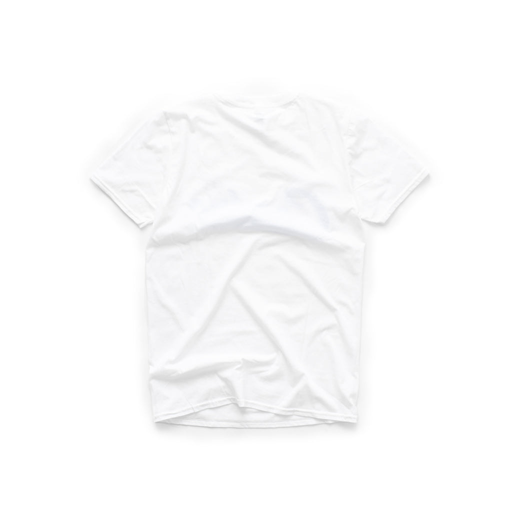 Centre Upcycle Import Tee (White)