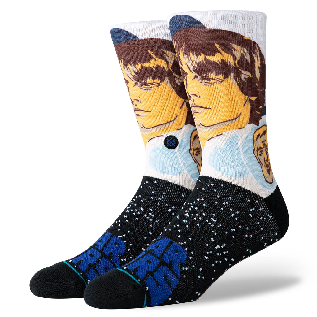 Stance Star Wars 'Luke' Socks (Blue)