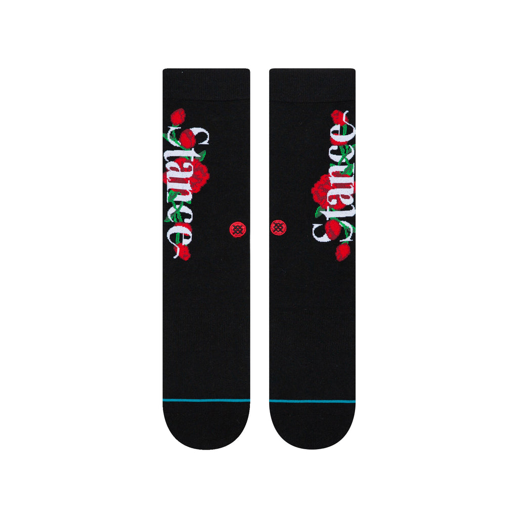 Stance Roses Socks (Black)