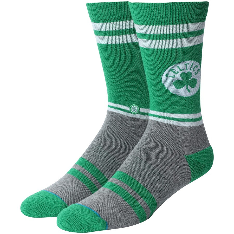 Stance City Gym Celtics Socks (Green)