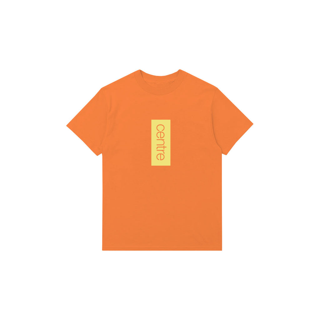 Centre Vertical Tee (Melon)