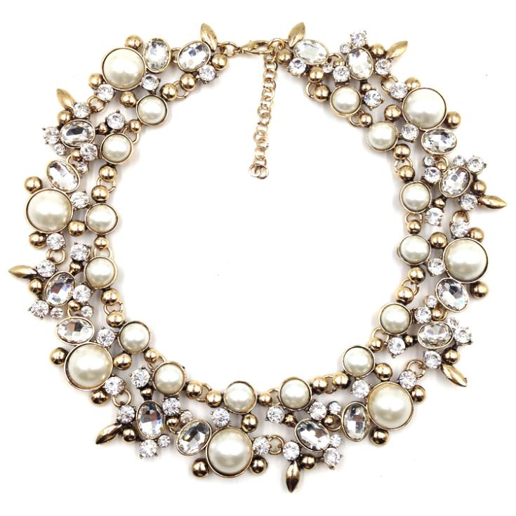 Julia statment necklace - ebrook lael