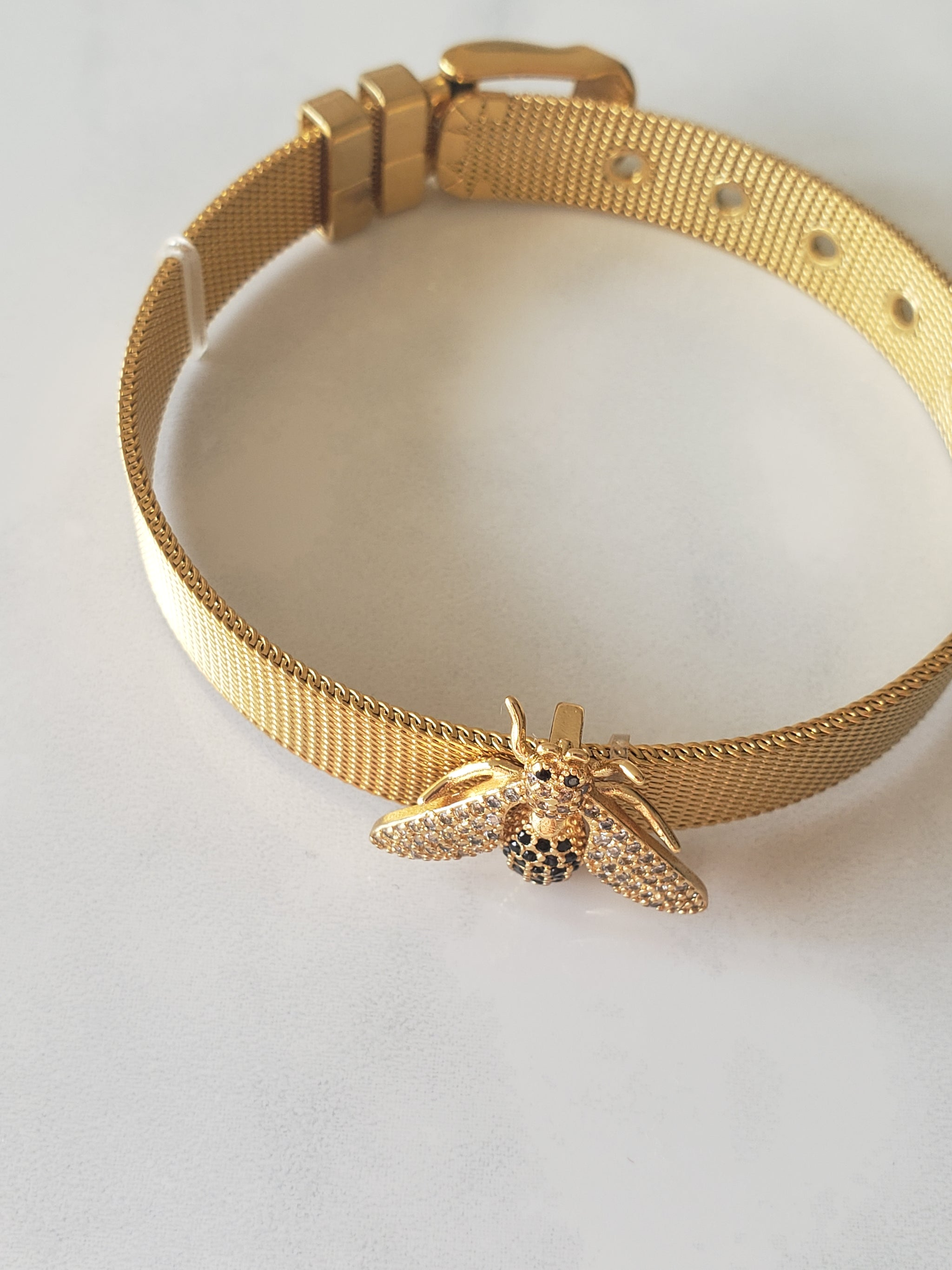 BUMBLE Bee Sleek BRACELET  (TF) - ebrook lael