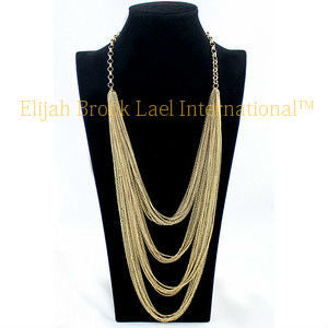 Waterfall Chain Necklace - ebrook lael