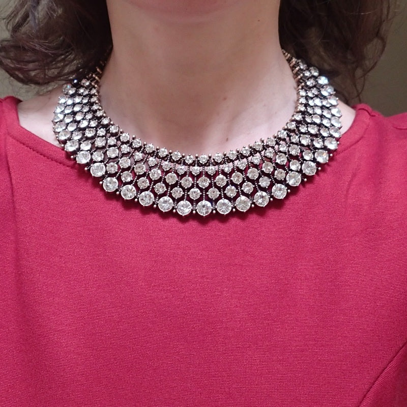 Princess Kate classic statement necklace - ebrook lael