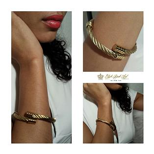 wrap rope bangle (TF) - ebrook lael