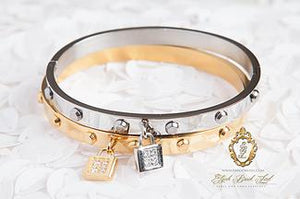 Love lock down Bracelet TARNISH FREE - ebrook lael