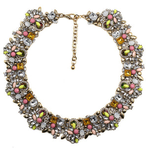 Puah statement necklace - ebrook lael