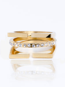 CRUZ GOLD ring (TF) - ebrook lael