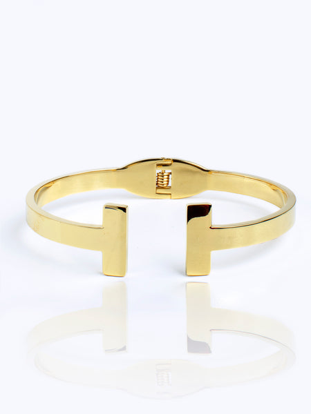 Open ''T'' BANGLE (TF) - ebrook lael