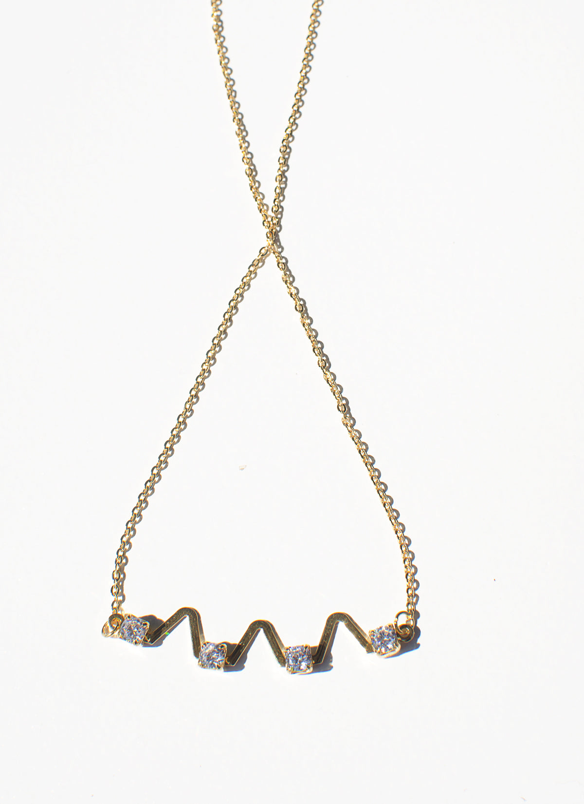 LOVE beat necklace - (TF) - ebrook lael