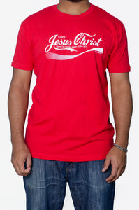 "MEN ""Enjoy Jesus Christ "" shirt - ebrooklael"