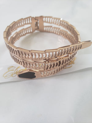 Eve wrap bangle (TF) - ebrook lael