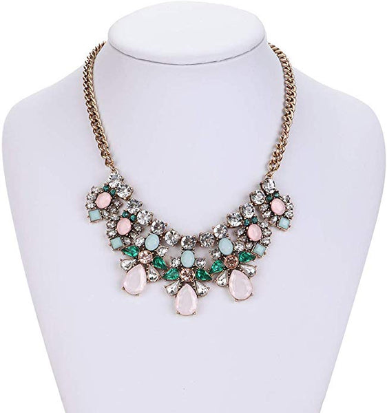 Gina collar statement necklace - ebrook lael