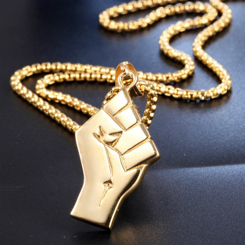 POWER Necklace  (TF)