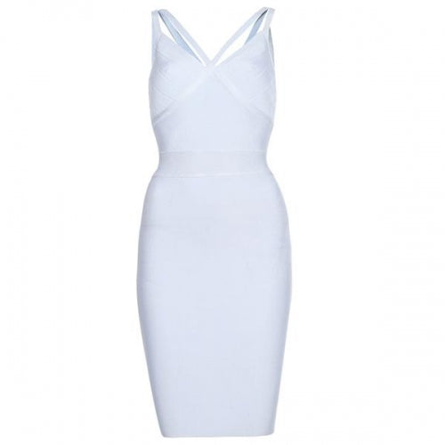 Toni bandage dress - ebrook lael