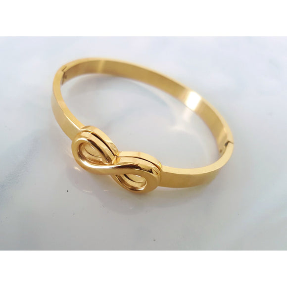 ALEX INFINITY BANGLE (TF) - ebrook lael