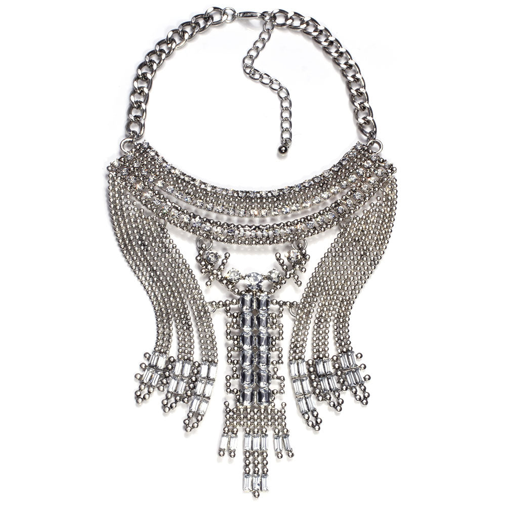 Shane statement necklace - ebrook lael