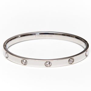 Steel Love Bracelet TARNISH FREE - ebrook lael