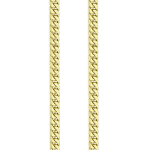 Miami Cuban link chain 6 mm (TF)