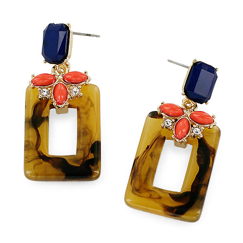 Deco earrings - ebrook lael