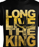 """Long live the KING  "" MEN SHIRT - ebrook lael"