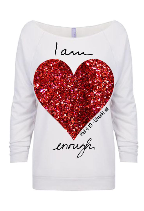 I Am enough - ebrook lael