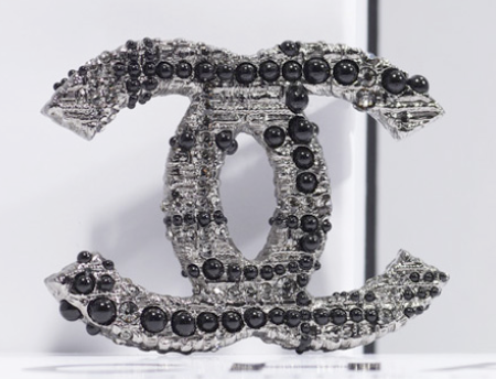 Strass Brooch (big) - ebrook lael